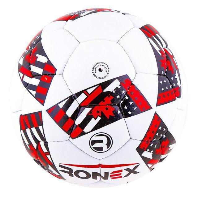 Мяч футбольный Grippy Ronex AD-16