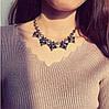 Женский свитер с V-образным вырезом 42-44 (в расцветках), фото 10