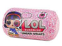 Кукла сюрприз Капсула L.O.L. Lol Under Wraps lol 15