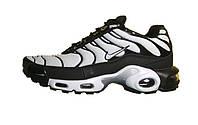 Мужские кроссовки Nike Air Max TN Plus Black/Gray/White