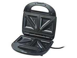 Сендвичница Silver Crest Черный LT9969