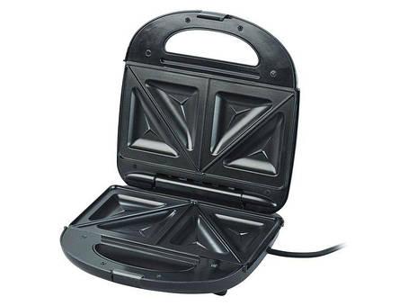 Сендвичница Silver Crest Черный LT9969, фото 2