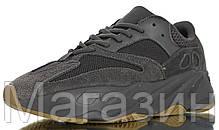 Женские кроссовки adidas Yeezy 700 V2 Utility Black Адидас Изи Буст 700 черные, фото 2