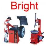 Комплект оборудования для шиномонтажа Bright