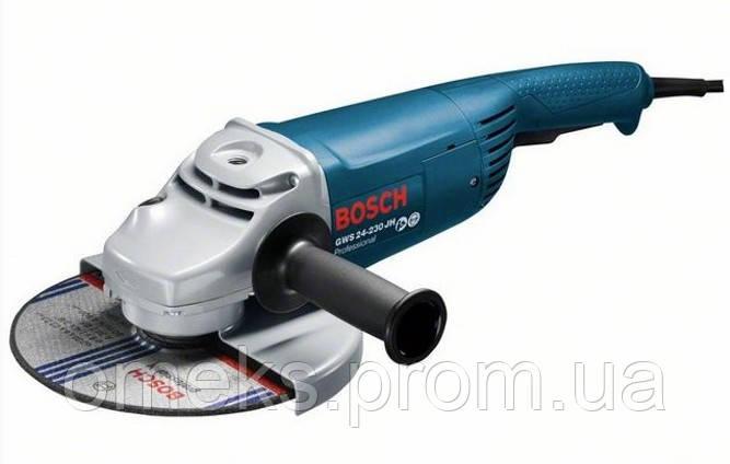 Угловая шлифмашина Bosch GWS 24-230 JH ALC