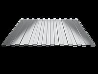 Профнастил / металлопрофиль алюмоцинк 0,5мм, волна 6мм-75мм