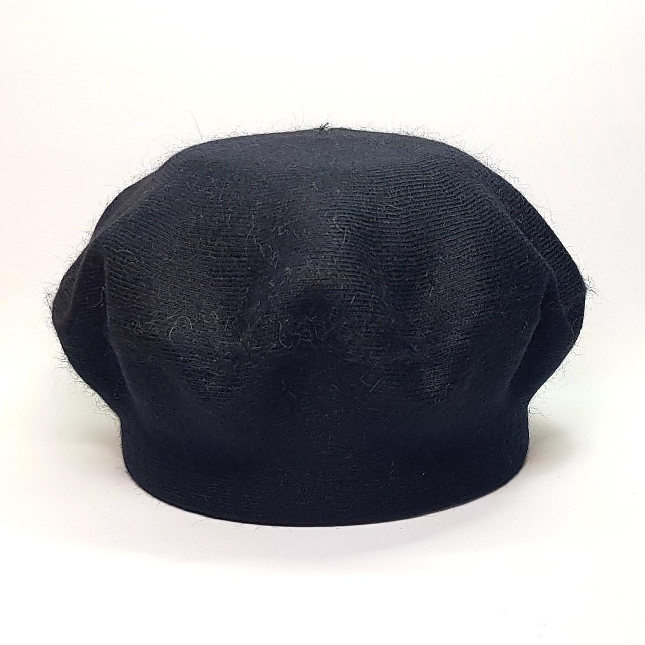 Берет женский  Силена черный (B4000A-01)