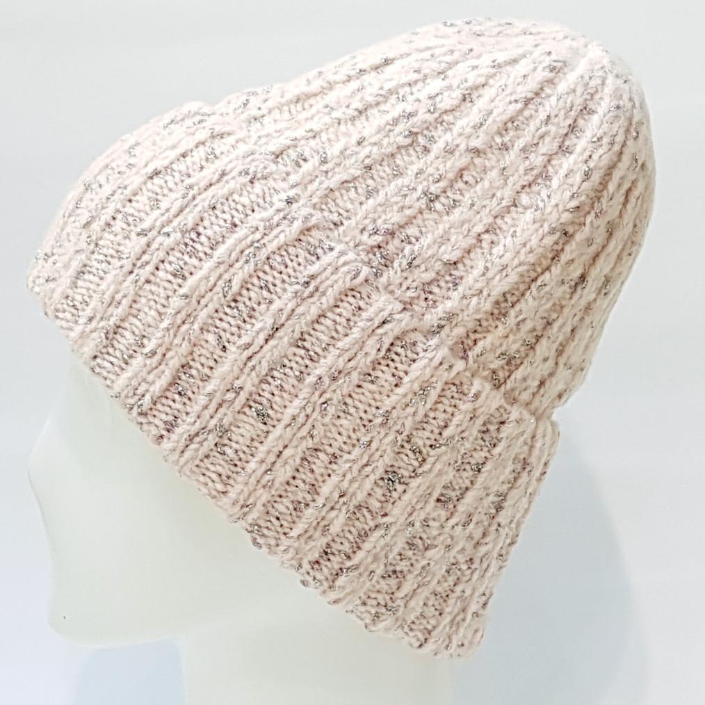 Шапка женский Veer-mar Doris розовая (SH825-03)