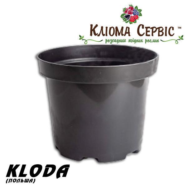 Горшки для рассады 15 л (кр), KLODA (Польша)
