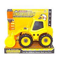 Трактор с катком, Kaili Toys (KL702-4)