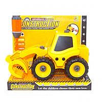Трактор с погрузчиком, Kaili Toys (KL702-5)