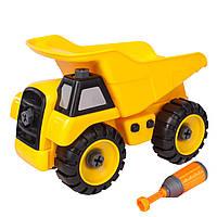 Набор бетоновоз с самосвалом, Kaili Toys (KL716-1)