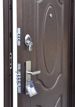 Китайские входные двери ААА 002 на улицу, фото 2