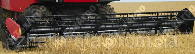 Жатка зернобобовая