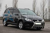 Кенгурятник Кенгур Передняя защита VW Touran 2003-2010