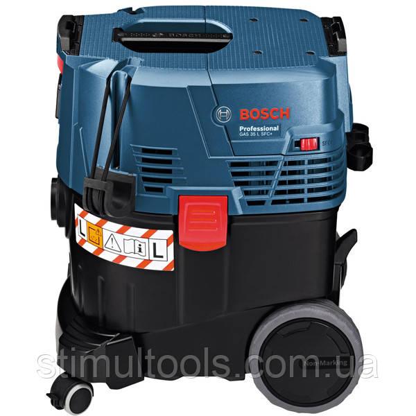 Профессиональный пылесос Bosch GAS 35 L SFC+