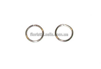 Кольцо 1,8 см, серебро