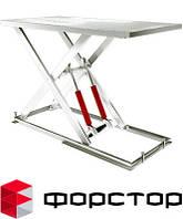 Подъемный стол из нержавеющей стали, фото 1