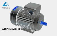 Электродвигатель АИР355MLC8 315 кВт 750 об/мин, 380/660В