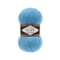Alize Lanagold  светло-бирюзовый №287