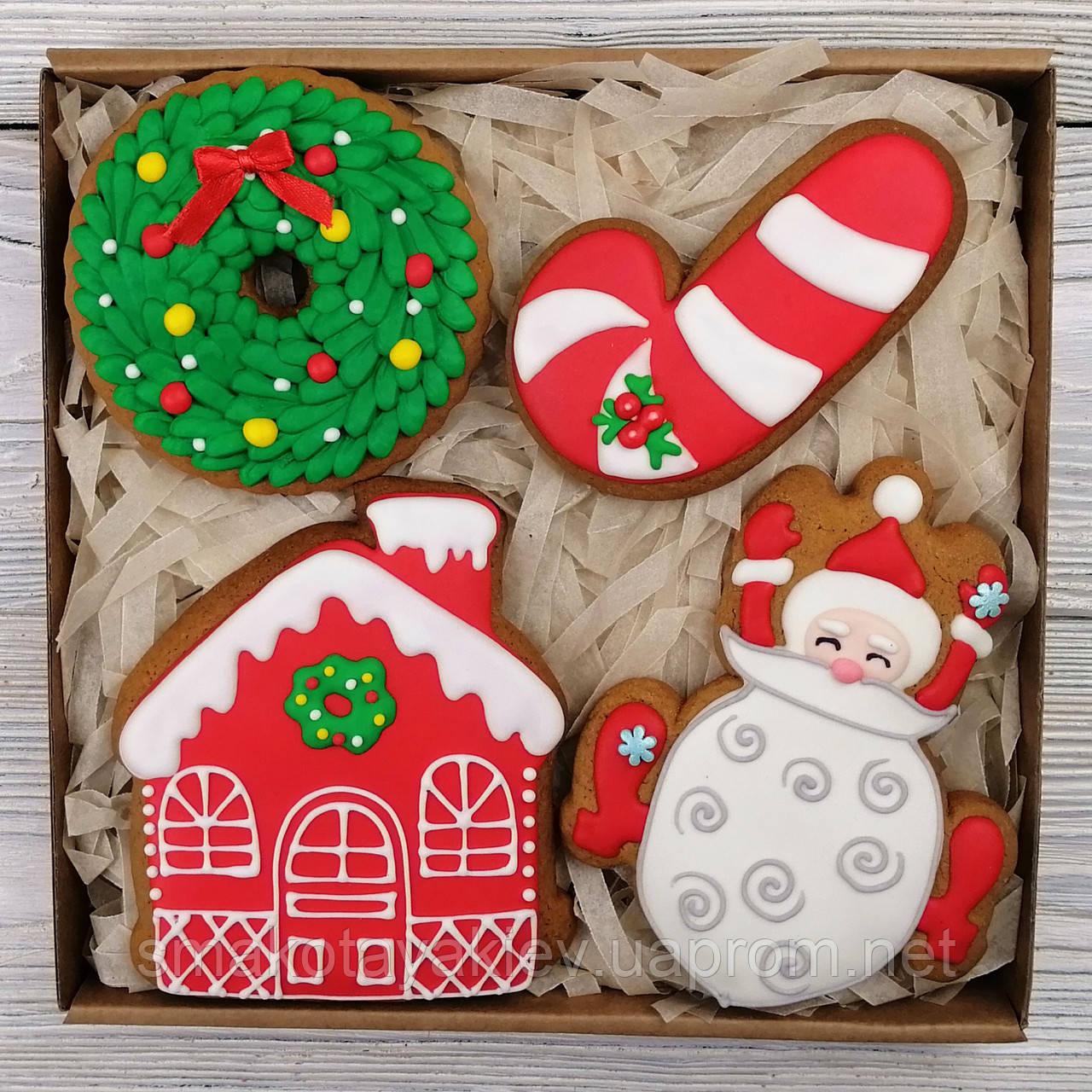 "Пряничный набор  - ""Jingle Bells"""