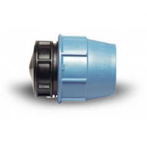 Заглушка STR 20 для полиэтиленовой трубы