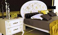 Спальня Пиония Белое Золото