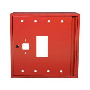 Шкаф пожарный ШП-60/60-Н Красный (навесной, без задней стенки, 600х600х230мм)