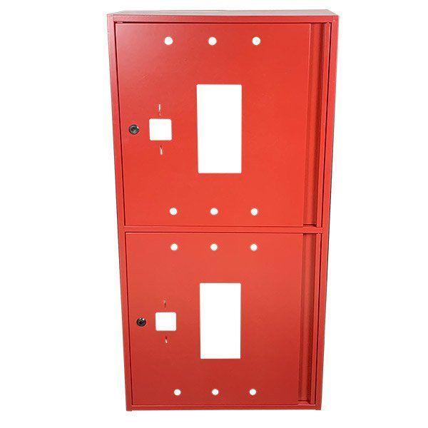 Шкаф пожарный ШП-60/120-Н Красный (навесной, без задней стенки, 600х1200х230мм)
