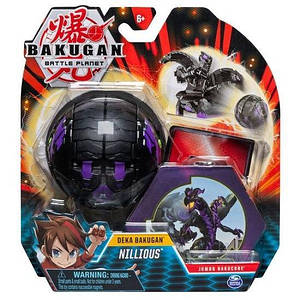Deka Bakugan.Battle planet: Ниллиус  (Nillious)