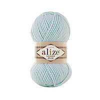 Alize Lanagold Plus мята № 522