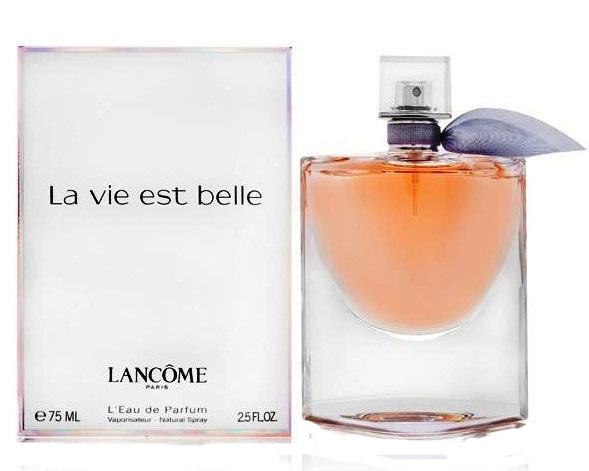 Женская парфюмированная вода Lancome La Vie Est Belle 75 мл