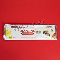 Полоски Manjing (Манджинг), 20 полосок. Лечение варроатоза у пчел.