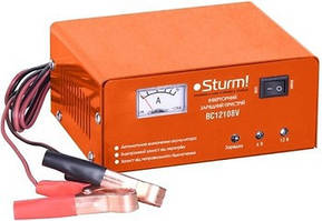 Зарядное устройство Sturm BC 12108V (6/12В, 20-60 Ач)