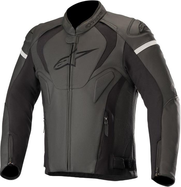 "Куртка Alpinestars JAWS 3 кожа black ""52"", арт. 3101019 1100, арт. 3101019 1100 (шт.)"