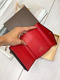 Жіночий гаманець Louis Vuitton Луї Віттон, ЛЮКС, фото 2