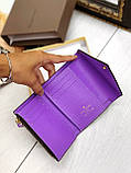 Жіночий гаманець Louis Vuitton Луї Віттон, ЛЮКС, фото 4