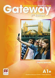 Gateway 2nd edition for Ukraine A1+ Student's Book Premium Pack