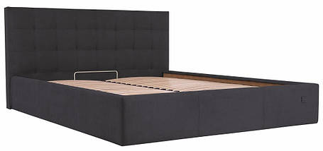 Кровать Честер Стандарт Мисти DK.Grey, 90х190 (Richman ТМ), фото 2