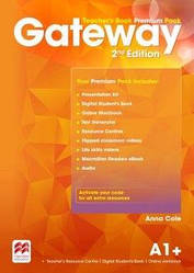 Gateway 2nd edition for Ukraine A1+ Teacher's Book Premium Pack