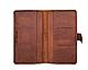 Кошелек мужской кожаный  Macho коньяк, фото 2