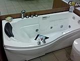 Гидромассажная ванна CRW CCW-1700-2L левосторонняя, 1700х880х570 мм, фото 4