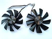 Вентилятор №169 кулер для видеокарты Zotac Mini GTX 1070Ti 1080Ti GAA8S2H GAA8S2U GA92S2H