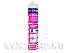 Герметик Lacrysil силиконовый «Универсальный» 280 мл( Прозрачный)