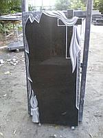 Памятник одинарный из габбро №110