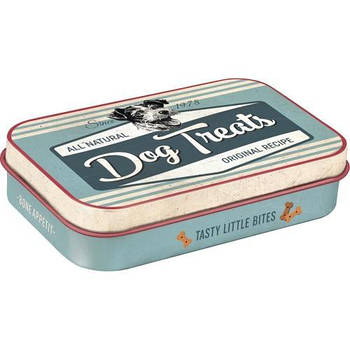 Коробочка для корма животных Nostalgic-Art Dog Treats (82201)