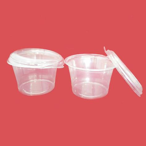 Контейнеры для еды блистерные 400 мл, упаковка —  200 шт, фото 2