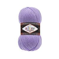 Alize Lanagold Fine лиловый №166