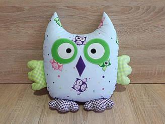 Мягкая игрушка-подушка Сова