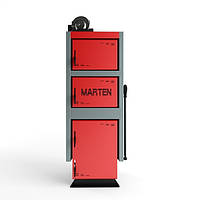 Экономичный твердотопливный котел Marten Comfort